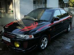 mitsubishi lancer modified modded accent viva and mitsubishi lancer pics team bhp