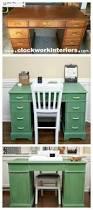 Diy File Cabinet Desk by Best 20 Brown Desks Ideas On Pinterest Brown Desk Lamps