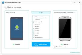 android user guide user guide of how to transfer data from phone to phone