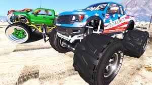 truck ford raptor ford raptor monster truck unlocked gta5 mods com