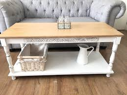 french country style coffee table free delivery ldn in