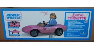 barbie corvette gebraucht barbie corvette elektroauto unikat in 16540 hohen