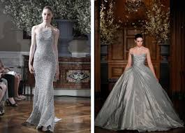 Dove Gray Wedding Dress Grey Wedding Gown Wedding Definition Ideas