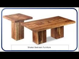 shaker bedroom furniture wooden beds youtube
