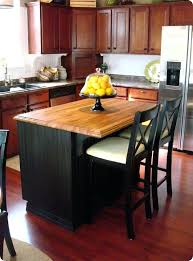 black kitchen island with butcher block top butcher block island marvelous kitchen butcher block for stylish in
