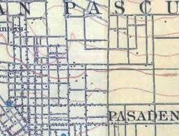 Pasadena Ca Map Pasadena L A Creek Freak Page 2
