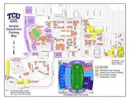 tcu parking map gofrogs com tcu horned frogs official athletic site travel center