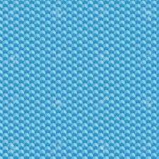 Hintergrundmuster Blau Blau Sauber Kreis Isometrische Seamless Diagonal Hintergrundmuster