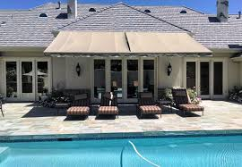 Vista Awnings Retractable Fabric Awnings San Diego County Ca Window U0026 Patio