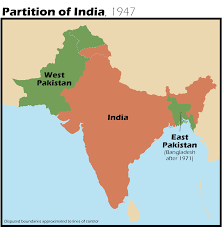 Map Of India And Pakistan by Signature Blog Pakistan A Child Of Extreme Communalism
