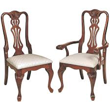 Dining Room Tables Made In Usa Fancy Dining Chairs With Fabric Seat 56 16518 16519 Regal
