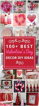 valentines decor 100 best s day decor diy ideas prudent pincher