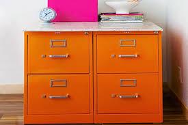 metal filing cabinet makeover adorable filing cabinet makeover ideas homeagination colored metal