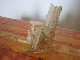 costruire sedia a dondolo sedie a dondolo con le mollette rita1970