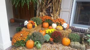 autumn decorations st louis seasonal landscaping st louis