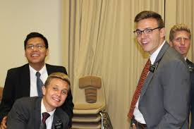 elder walker elder luke christensen huancayo peru mission changes change