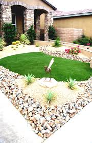 ideas to make evergreen landscape garden on your front yard