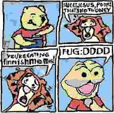 Fug Meme - you re eating finnish memes deepfriedmemes