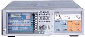 pattern generator keysight 81134a pulse pattern generator testequity