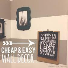 hallway wall decor laurensthoughts com impressive 11 cheap ideas