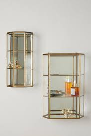 Glass Wall Doors by Curio Cabinet Excellent Wall Mount Curio Cabinet Photos Concept