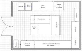 wood workshop layout images made by wood useful carpentry workshop plan