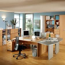 Home Office Desks For Two Reception Desk For Two Persons Creative Desk Decoration