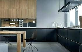 cuisine blanc et cuisine noir mat et bois cuisine noir et blanc et bois cuisine mat