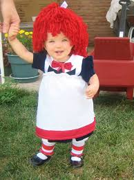 Baby Boy Costumes Halloween 25 Raggedy Ann Costume Ideas Baby