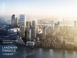 31 facts landmark development in canary wharf london