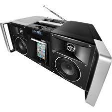 altec home theater altec lansing mix boombox imt810 imt810 b u0026h photo video
