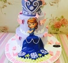 sofia the cake frozen and sofia cake