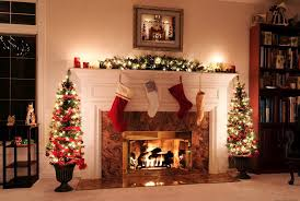 christmas decor in the home indoor archway christmas decorations excellent way to welcome the