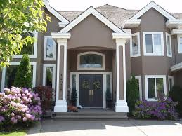 door accent colors for greenish gray exterior design home exterior color ideas for modern home combining