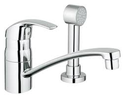 Wall Kitchen Faucet by Decorating Outstanding Grohe Faucets For Startling Kitchen