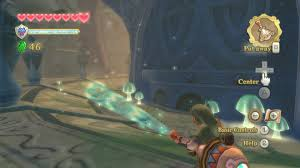 Skyward Sword Map Would You Be Interested In Skyward Sword Hd At Some Point Ign