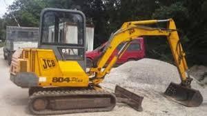 jcb 802 7super mini excavator service repair manual sn 747211