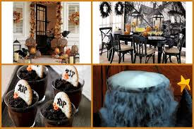 How To Decorate Your House How To Decorate Your House For A Halloween Party Henol