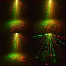 Laser Projector Christmas Lights by Suny Xmas Outdoor Laser Projector Waterproof Red Green Rg 8 Full