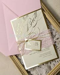 wedding invitations glitter lace wedding invitation card with golden glitter belly