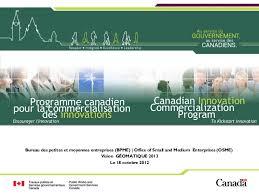 bureau gouvernement du canada et si le gouvernement du canada devenait le premier acheteur de votre
