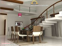 3d interior home design 3d rendering concept of interior designs kerala home design and