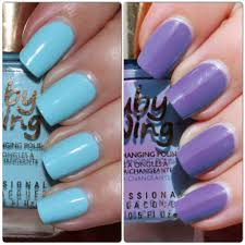ruby wing moonstone uv color changing polish swatches ruby