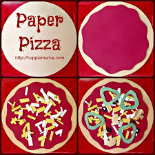 best 25 pizza craft ideas on paper plate crafts