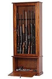 american furniture classics 16 gun cabinet amazon com american furniture classics glass door display cabinet