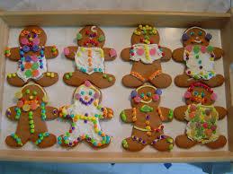 Bob s Bad Golf Decorating Gingerbread man Cookies in June