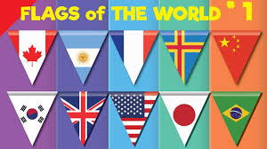 World Flag Learn Country Flags For Kids Countries Of The World Flags Of The