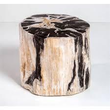 bernhardt petrified wood side table petrified wood side table kmworldblog com