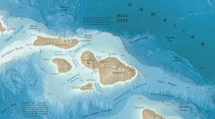 Map With Oceans Mountains Unseen Developing A Relief Map Of The Hawaiian Seafloor