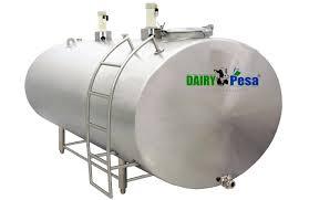 design of milk storage tank milk cooling plants dairypesa